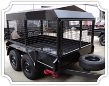 Cage Trailers Albury NSW