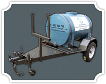Water Carting Trailers Albury NSW